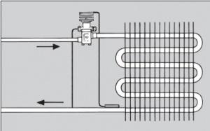 для газовой регулировка трв на 22 фреоне в низкотемпературном холодильнике для блоков газобетонных